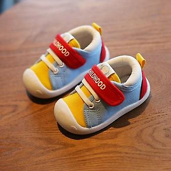 Spring Infant Toddler Shoes Casual Canvas Shoes Soft Bottom Non-slip