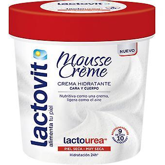 Lactovit Body Cream - Mousse Crème Lactourea 250 ml
