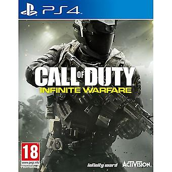 Call Of Duty Infinite Warfare Ps4 Game Original Playstation 4 Game