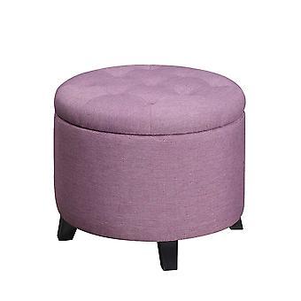 Designs4Comfort Round Ottoman - R9-200