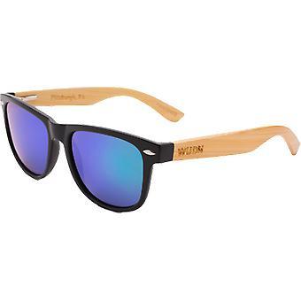 Πραγματικά γυαλιά ηλίου ύφους περιπλανώμενων ξύλου μπαμπού από Wudn