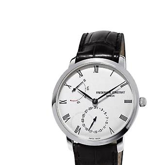 Frederique Constant Slim Line Automatic Silver Dial Men's Watch FC-723WR3S6