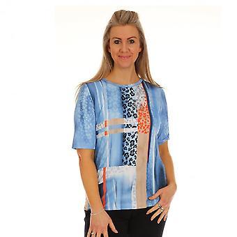 RABE Rabe Blue T-Shirt 46-122352