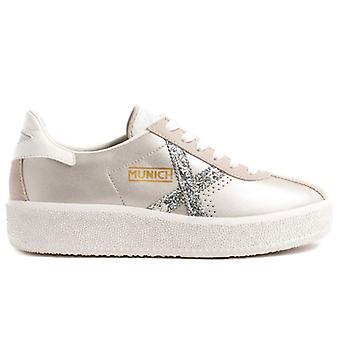 München Barru Sky 61 Silver Sneaker med Glitter