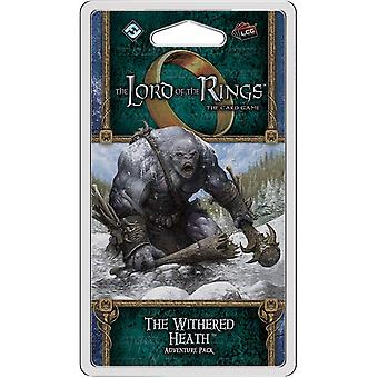 Lord of the Rings LCG: The Withered Heath Adventure Pack Board Game
