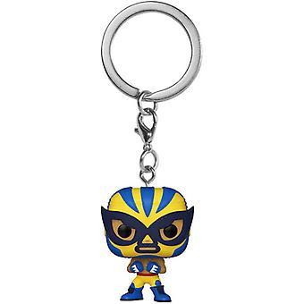 Marvel Luchadores- Wolverine USA Import