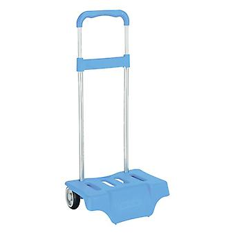 Rucksack Vozík Safta Svetlo modrá