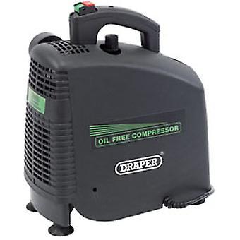 דרייפר 24973 230V 1.1 Kw (1.5 Hp) מדחס האוויר ללא שמן