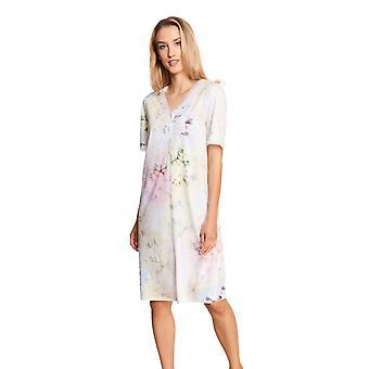 Féraud High Class 3211016-16501 Dames's Summer Bloom Cotton Nachthemd