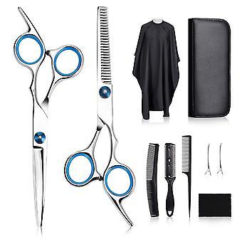 FengChun Haarschere Set Scharfe Friseurscheren Scheren-Sets Friseur Schere Haare Friseurschere
