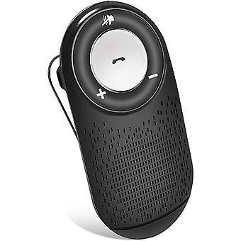 FengChun (Versione italiana) Vivavoce Bluetooth per Auto con Accensione Automatica per Chiamate Viva