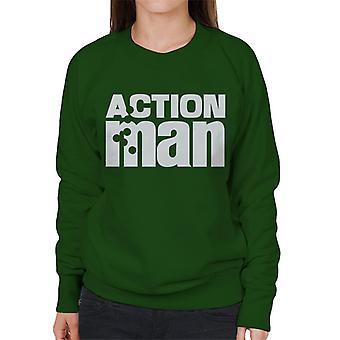 Action Man Logo Women's Sweatshirt