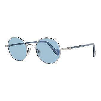 Unisex Sunglasses Moncler ML0057-14V Blue Grey (ø 49 mm)