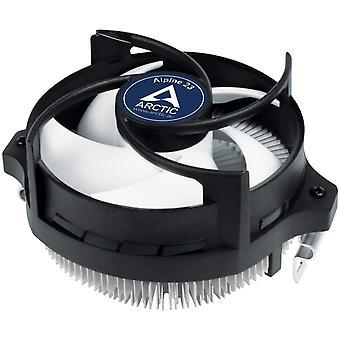 Arctic Alpine 23 Compact Heatsink & Fan, AMD Sockets, Fluid Dynamic Bearing, 95W TDP, 6 Year Warranty