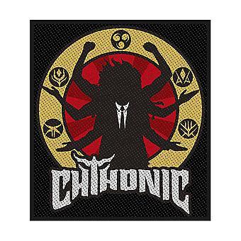 Chthonic - Deity Standard Patch
