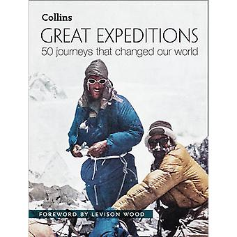 Great Expeditions by Mark StewardAlan Greenwood