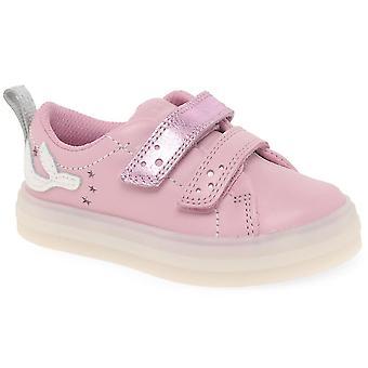 كلاركس Flareshell لو تي بنات أحذية الرضع