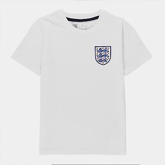 FA England Small Crest T Shirt Infants