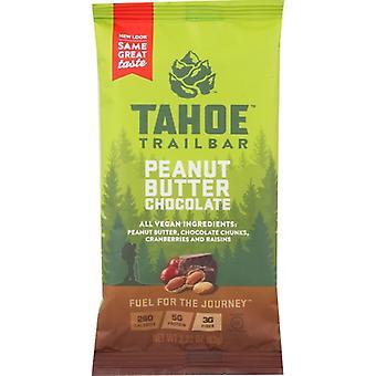 Tahoe Trail Bar Bár Pnut Butter Choc, esetében 12 X 2.22 Oz