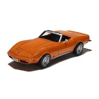 Chevrolet Corvette Convertible (1973) Resina Modelo Coche