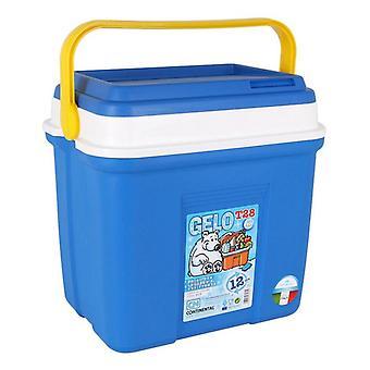 Kannettava jääkaappi Gelo 28 L Sininen (39 X 28,5 x 39 cm)