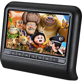 Product Name: 9 Inch Car Headrest Dvd Plaproduct Name: 9 Inch Car Headrest Dvd Player Ultra-thin Large Screen Mp5 Player Rear Seat Tv Video Input Game