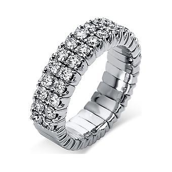 Luna Creation Promessa Ring Pavé 1N620W457-1 - Ширина кольца: 57