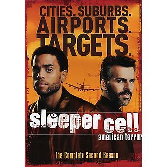 Sleeper Cell American Terror: Season 2 [DVD] USA import
