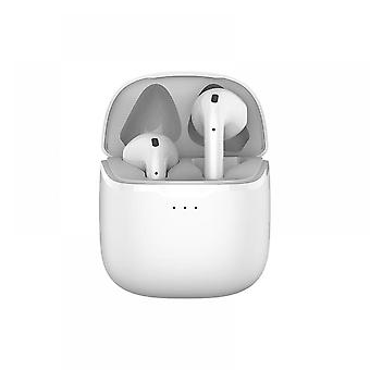 Wireless Earbuds, Bluetooth 5.1 Headset With Volume Control, Noise Reduction 46 Hours Of Play Time, Clear Calls