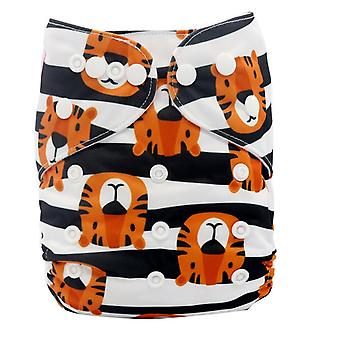 Baby Ecological Diapers Cloth Reusable Diaper Bebe Washable Pocket Nappy