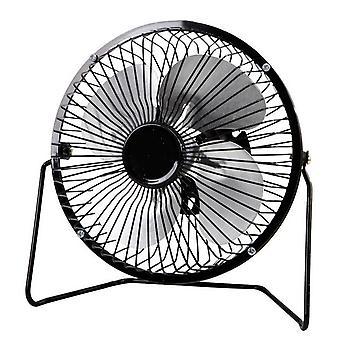 Mini Silent Usb Fan, Rotatable Iron Fan