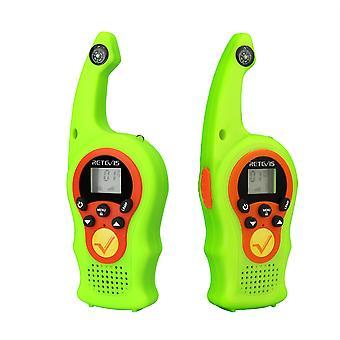 Ein Paar Kinder-Walkie-Talkie Frs mit Kompass 0.5w Walkie-Talkie