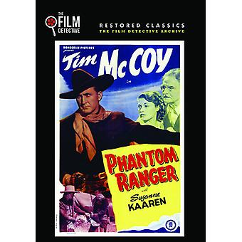 Phantom Ranger [DVD] USA import