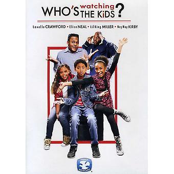 Wer beobachtet die Kinder [DVD] USA Import