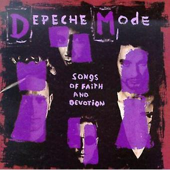 Depeche Mode - Songs of Faith & Devotion [CD] USA import