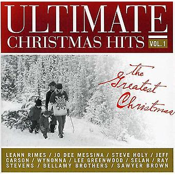Ultimate Hits - Ultimate Hits: Vol. 1-Greatest Christmas [CD] USA import