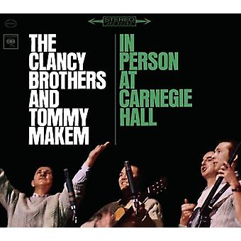 Clancy Brothers - Clancy Brothers with Tommy Makem [CD] USA import