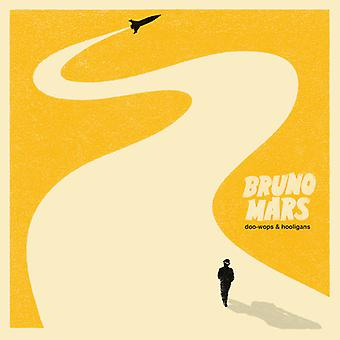 Bruno Mars - Doo-Wops & Hooligans [CD] USA import