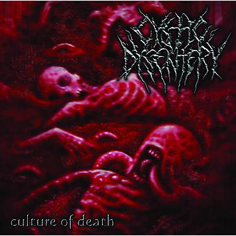 Cystic Dystentery - Culture of Death [CD] USA import
