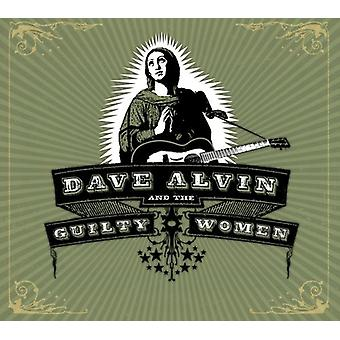 Dave Alvin & the Guilty Women - Dave Alvin & the Guilty Women [CD] USA import