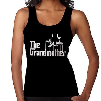 The Godfather The Godmother Women's Vest