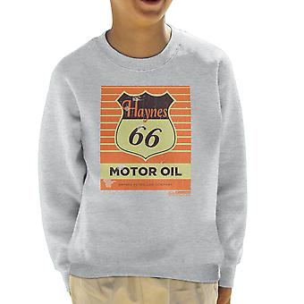 Haynes Phillips 66 Motor Oil Kid's Sweatshirt