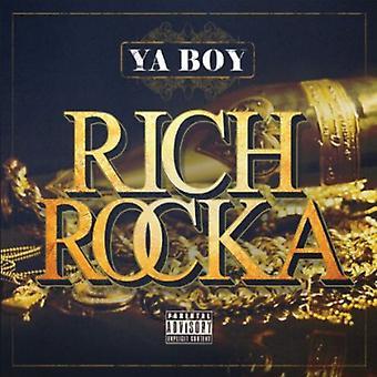 Ya Boy Rich Rocka - Ya Boy Rich Rocka [CD] USA import
