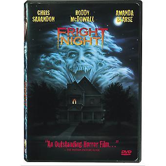 Forskrækkelse Night [DVD] USA importerer