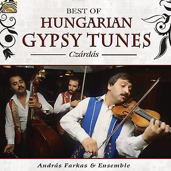 Andras Farkas & Ensemble - Best of Hungarian Gypsy Tunes [CD] USA import
