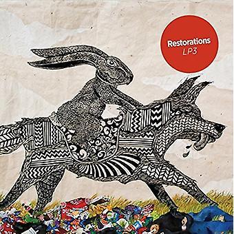 Restorations - LP3 [Vinyl] USA import