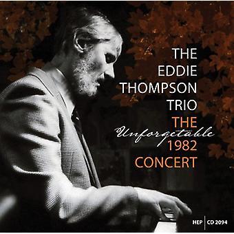 Thompson, Eddie/Trio/Jim Hall - 1982 Concert [CD] USA import