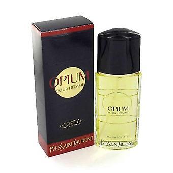 Yves Saint Laurent Opium para hombre Eau de Toilette 100ml EDT Spray