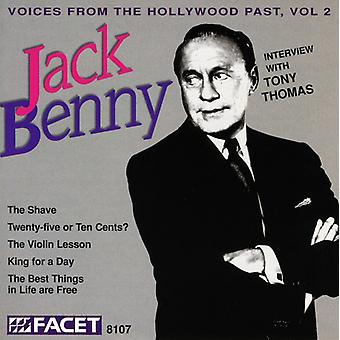 Jack Benny - Jack Benny: Vol. 2-Voices From the Hollywo [CD] USA import