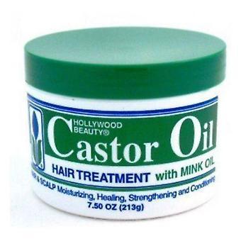 Hollywood Beauty Castor & Mink Oil 213g